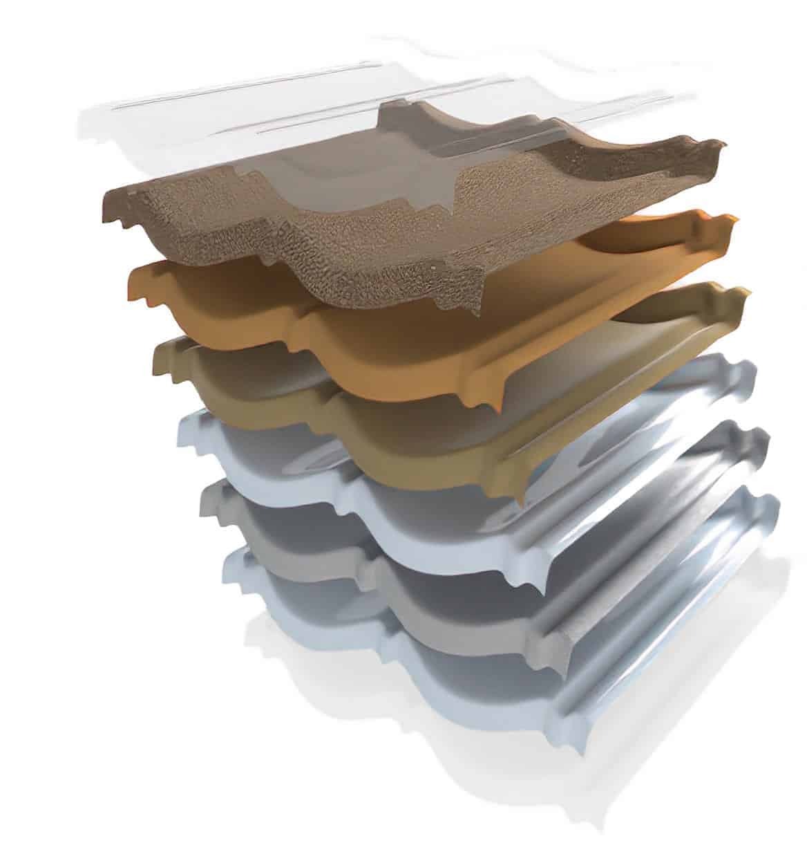 Stratigrafie Decra